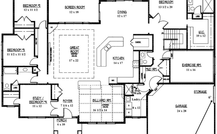 Custom Floor Plans Louis Homes Sale Arch City