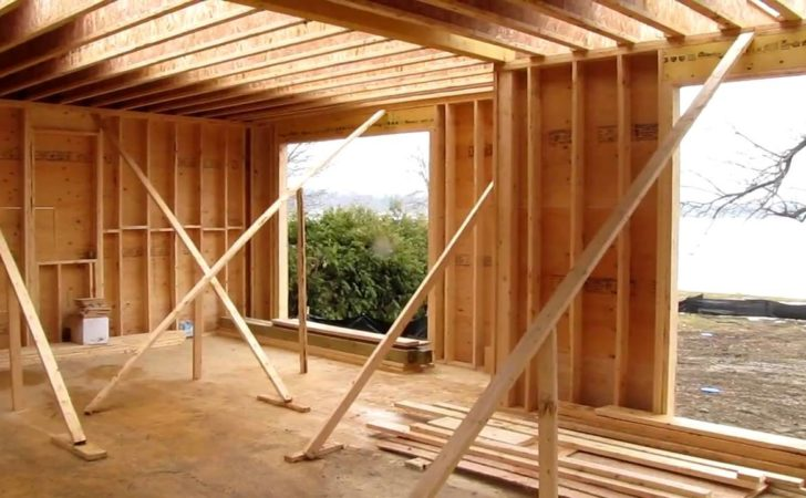 Custom Home Framing Floor Youtube