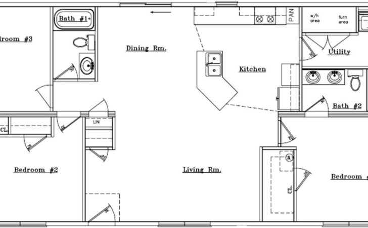 Custom Ranch House Floor Plans Find