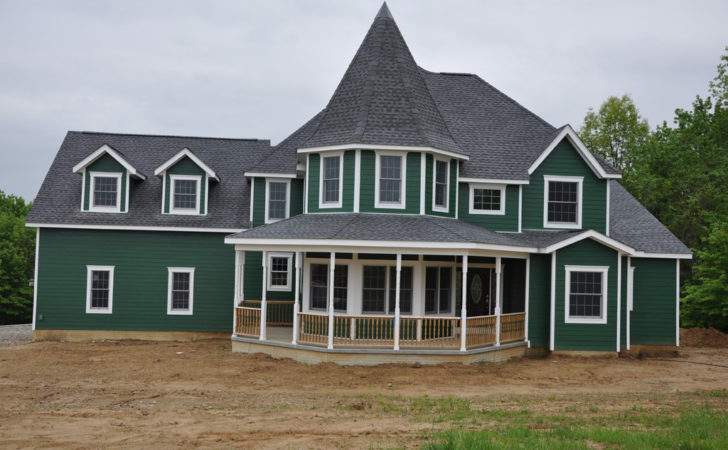 Custom Victorian New Home Grosse Construction Services
