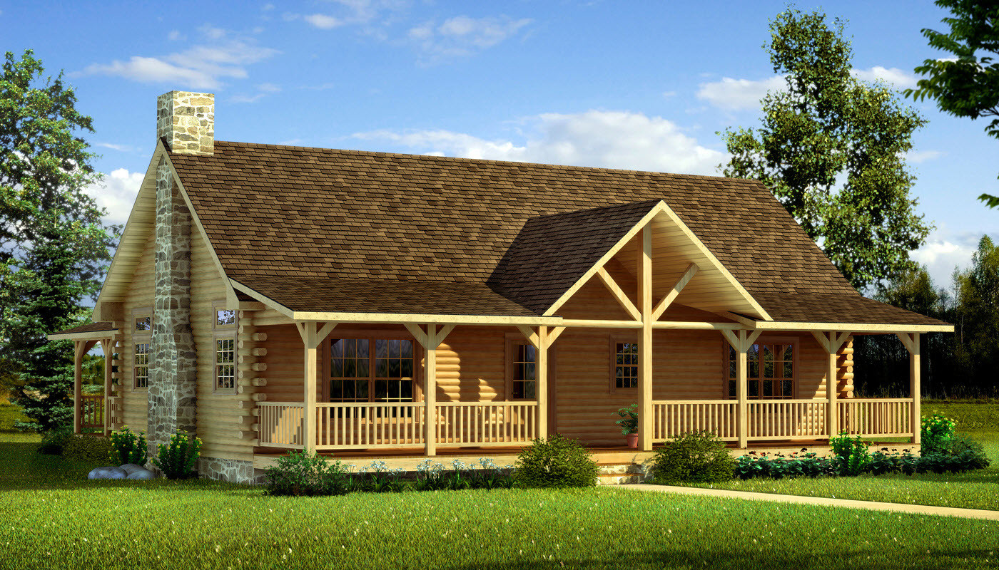 Danbury Plans Information Southland Log Homes