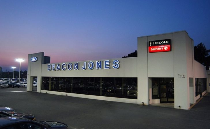 Deacon Jones Ford Lincoln Incorporated Goldsboro