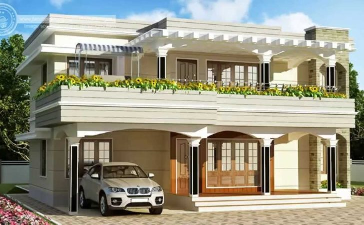 Decor Exterior Design Bedroom House Plans Indian