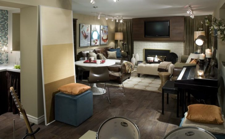 Design Basement Apartment Hgtv