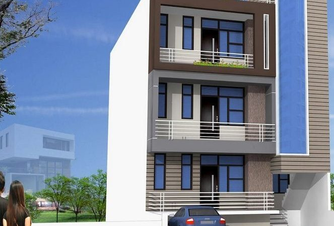 Design Small House Storey Building