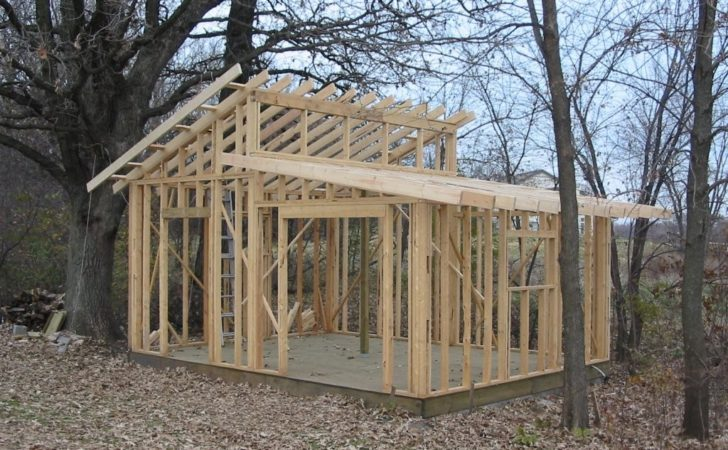 Design Your Outdoor Storage Shed