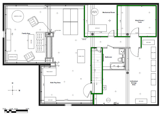 Designing Your Basement Finished