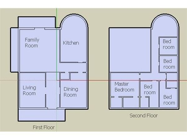 Designing Your House Google Sketchup