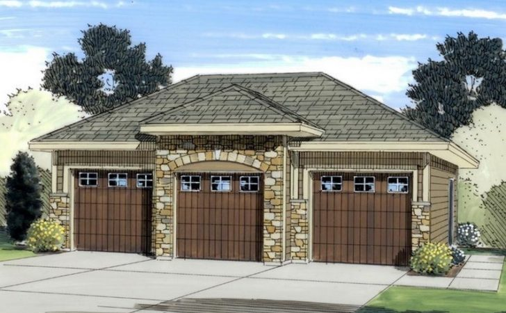 Detached Car Garage Plans Home Kitchen