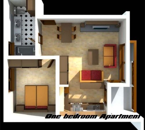 Difference Between Studio Apartment One Bedroom