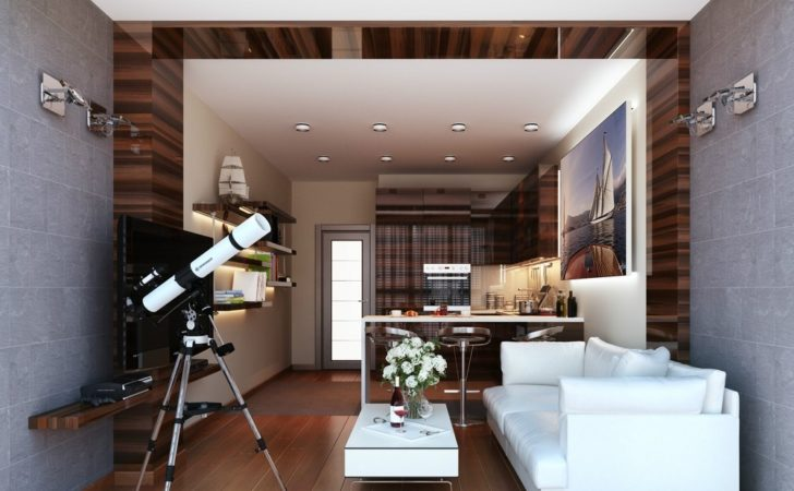 Distinctly Themed Apartments Under Square Feet
