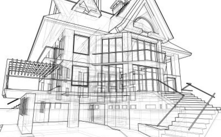 Divine Architecture Drawing Exterior Ideas Title