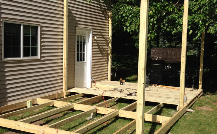 Diy Deck Building Physical Fitness Day Handy Father