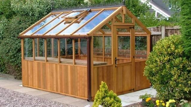 Diy Greenhouse Plans Can Build Budget