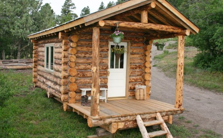 Diy Log Cabins Build Rustic Lifestyle Hand