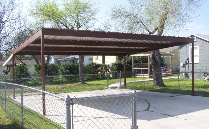 Diy Metal Carport Designs Plans