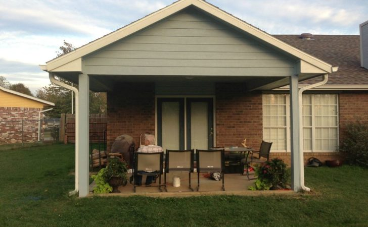 Diy Screened Patio Only Photos