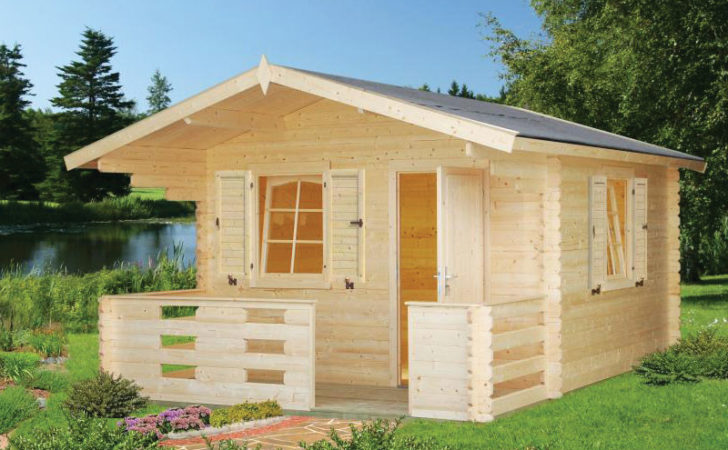 Diy Small Log Cabin Kit Wooden Kits Sale