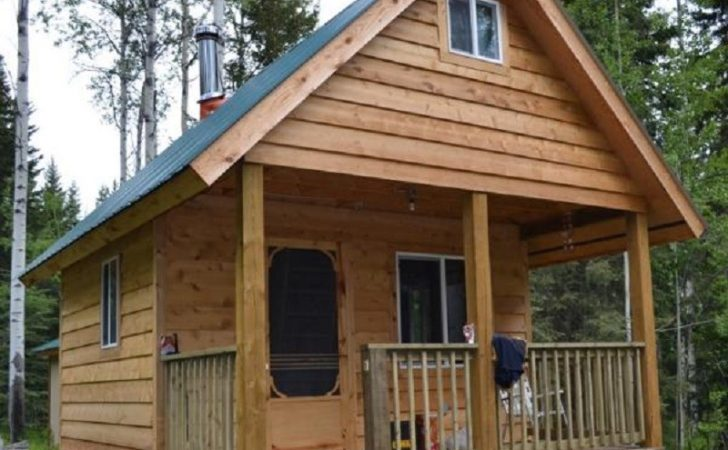 Diy Tiny Cabin Plans Country Living