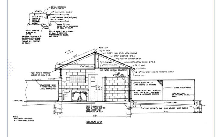 Dog Boarding Kennel Building Plans Quotes