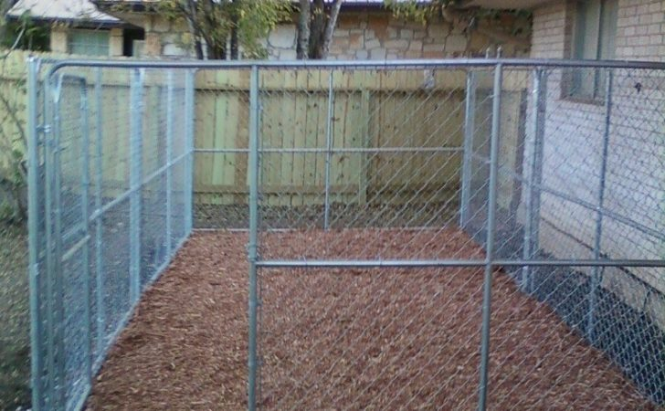 Dog Pen Ideas Giving Your Best Friend His Very Own Play