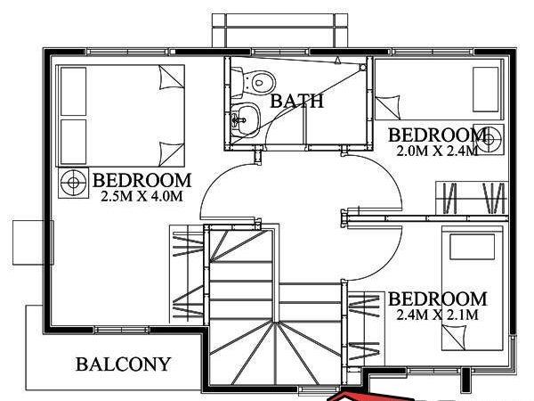 Double Floor New Modern House Design Plan Home