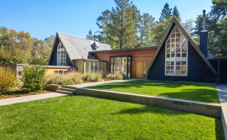 Double Frame Home Creek Views Asks Curbed