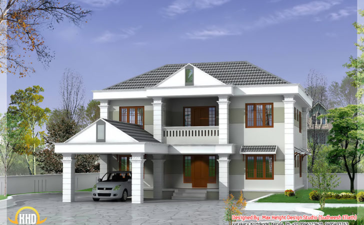 Double Storey House Plans Designs Info