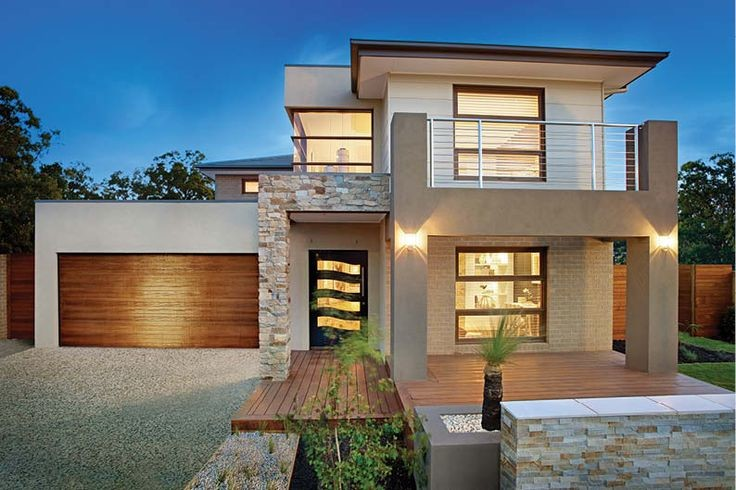 Double Story House Designs South Africa Home Design