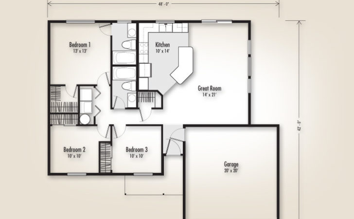Douglas Home Plan Adair Homes