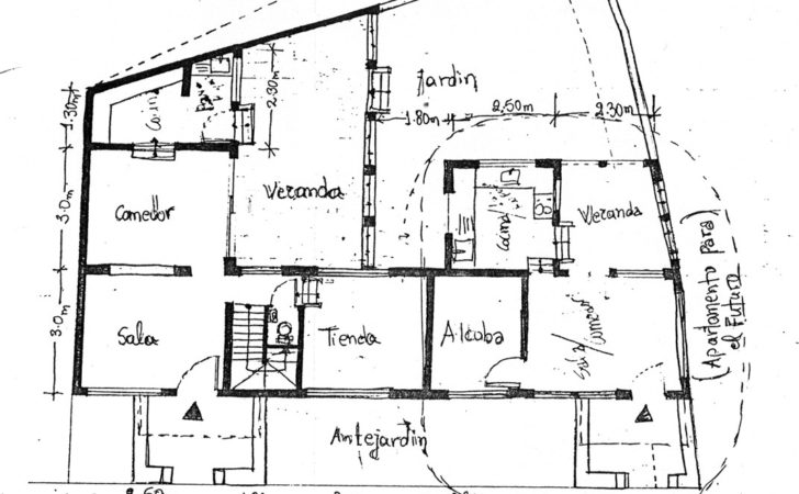 Drawing Plan House Joy Studio Design Best