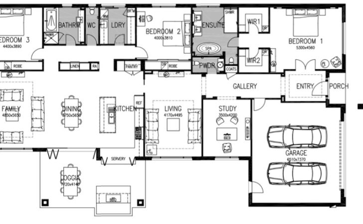 Dream Luxury Home Designs Floor Plans House