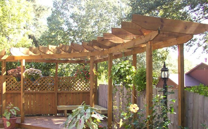 Dreamhaus Pergola Arbor Lattices
