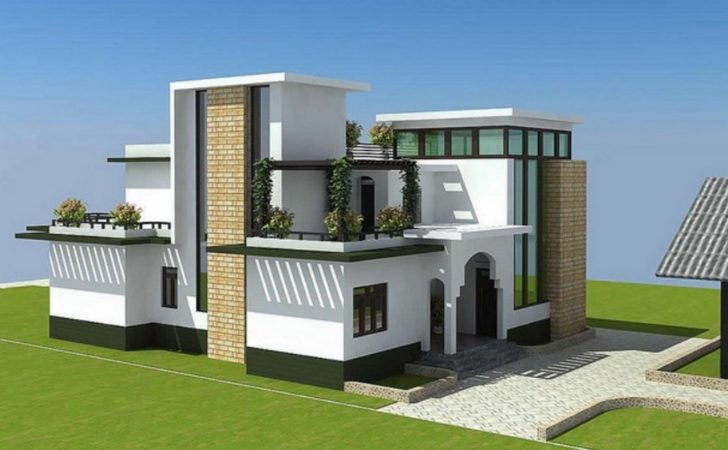 Duplex Home Design Bangladesh Landscaping