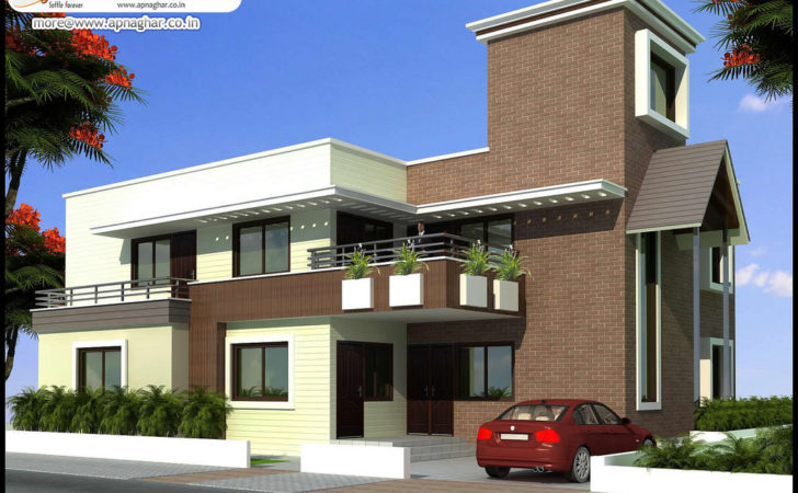 Duplex House Elevation Designs Design Ideas