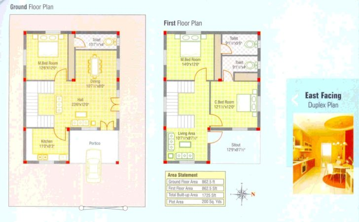 Duplex House Plans Indian Style Design Journal