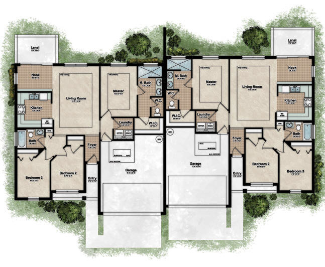 Duplexes Floor Plans Find House