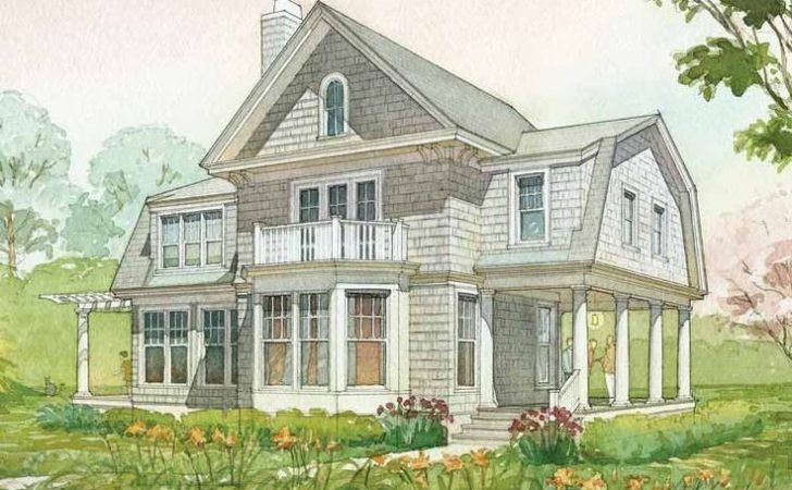 Dutch House Plan Square Feet Bedrooms