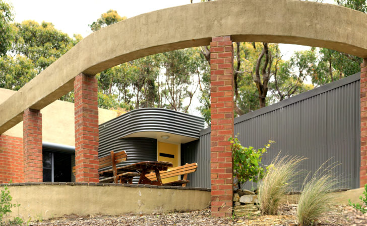 Earth Covered Home Adelaide Hills Explore
