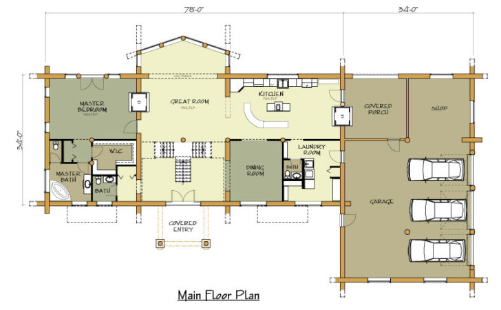 Earth Home Floor Plans
