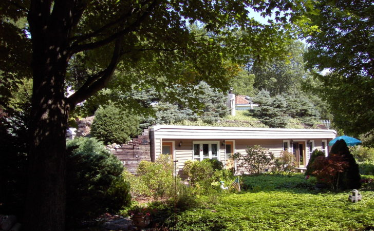 Earth Sheltered Passive Solar Home Case Study Energysage