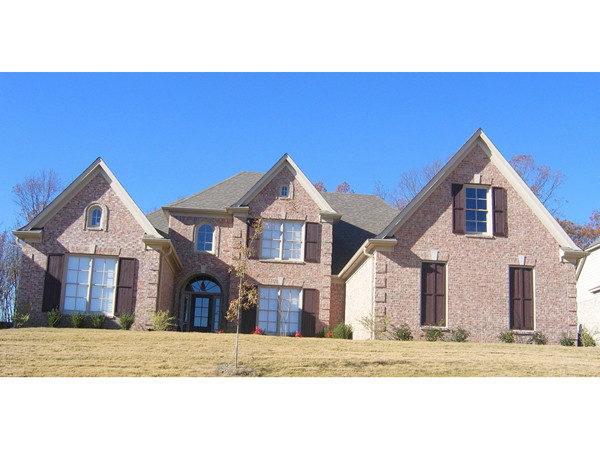 Eastdell Southern Luxury Home Plan House Plans
