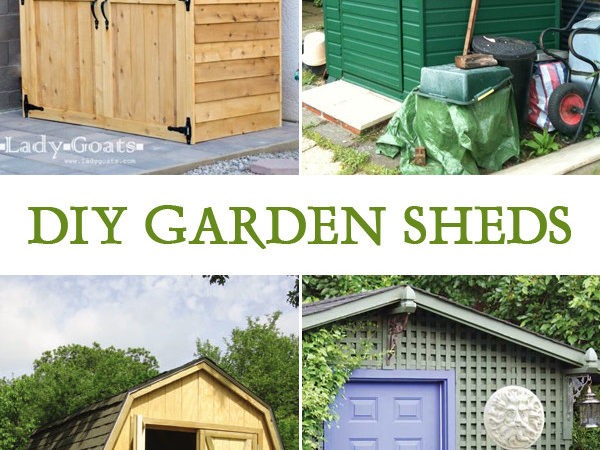 Easy Diy Garden Sheds Can Build Yourself Home Beauty