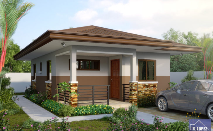 Elegance Coziness Meet Compact Small House Home