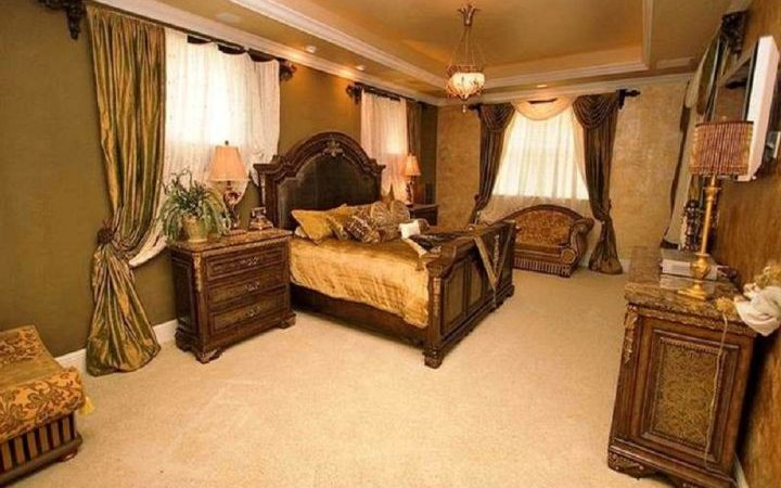 Elegant Tuscan Bedroom Furniture Design Ideas
