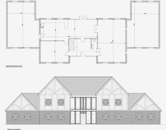 Elevation Floor Plan