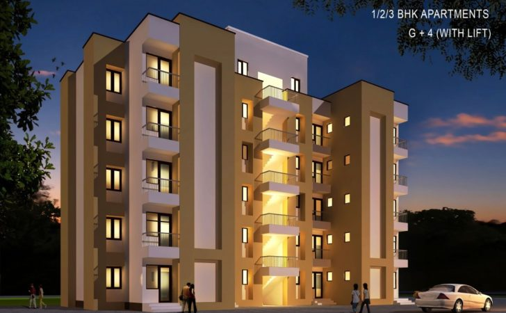 Elevation Krish Group Property Bhiwadi