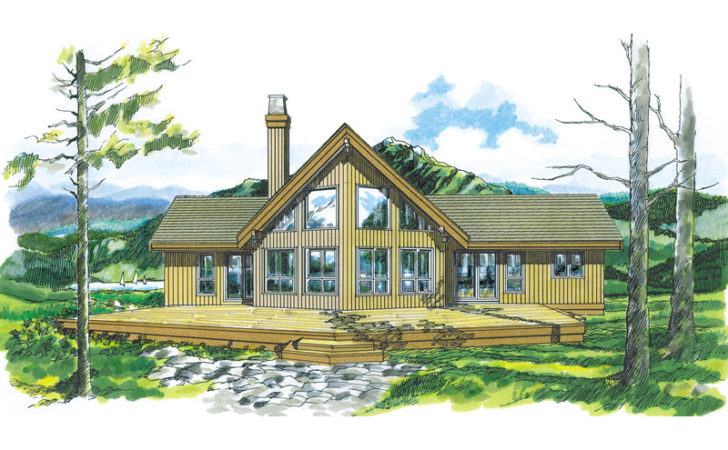 Enchanted Place Frame Home Plan House Plans