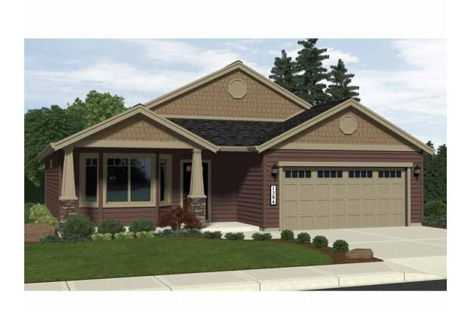 Eplans Bungalow House Plan Small Footprint Packed