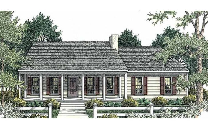 Eplans Cape Cod House Plan Small Scale Living